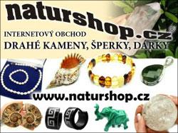 Naturshop.cz -  internetový obchod perly, perlové šperky